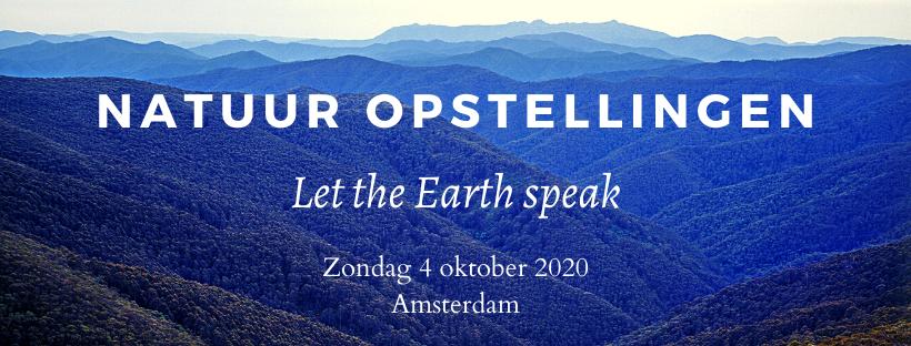 natuuropstellingen oktober 2020
